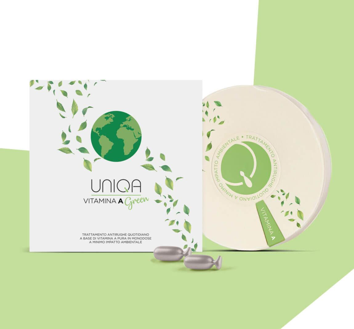 estetica-claudia-uniqa-trattamenti-viso-notte-vitamina-green